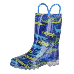 Western Chief Gators Galore Lighted Rain Boots