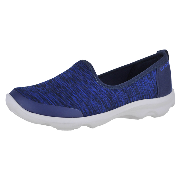 Crocs Busy Day Heather Skimmer Slip-On