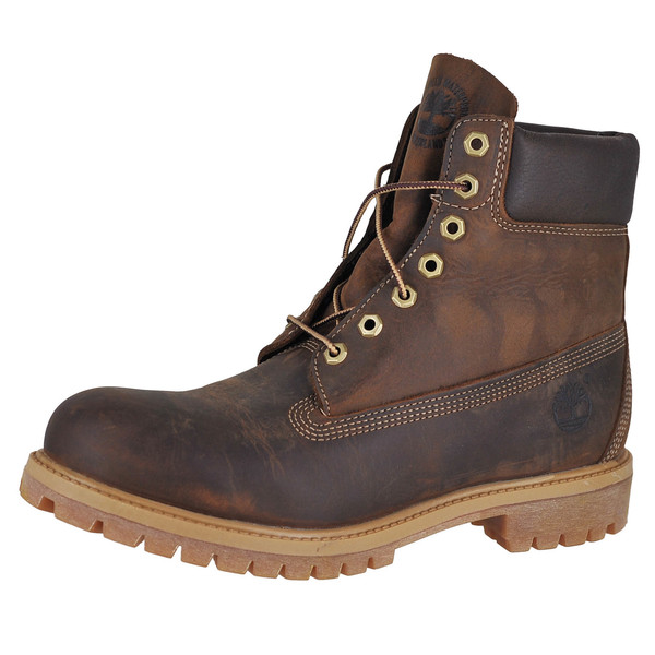Timberland Heritage 6 In Waterproof Boo Lace-Up Boots