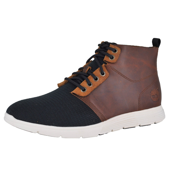Timberland Killington Leather/Fabric Chuk Ankle Boot