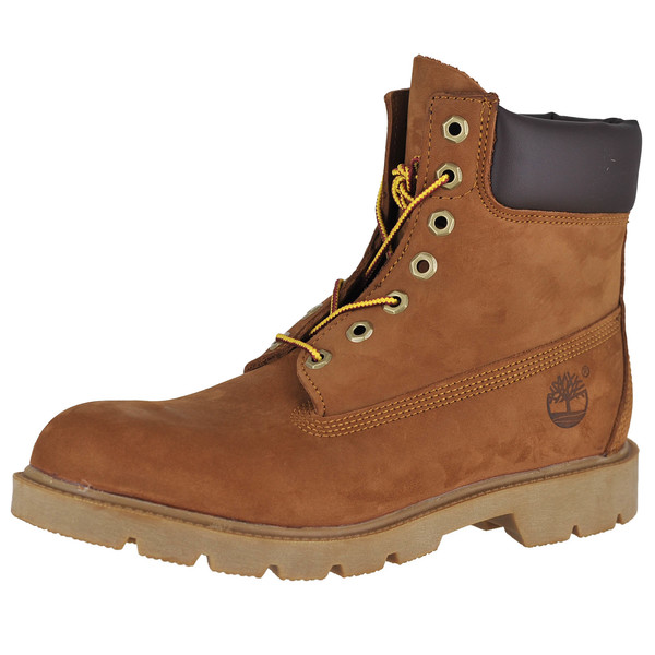 Timberland 6 In Basic Waterproof Boots Ankle Hi Boot
