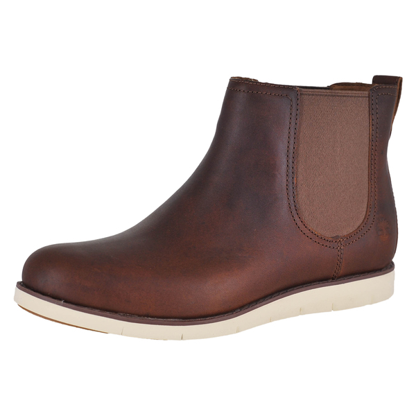 Timberland Lakeville Double Gore Chelsea Ankle Boot
