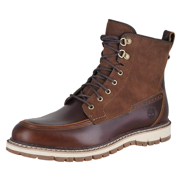 Timberland Britton Hill Moc Toe Wp Lace-Up Boots