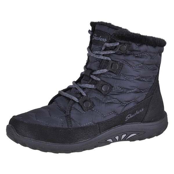 Skechers RELAXED FIT:REGGAE FEST-VECTOR HIGH ANKLE BOOTS