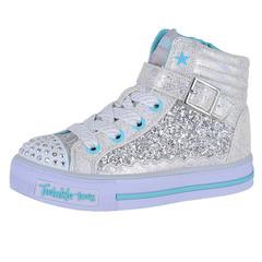 Skechers Shuffles - Glitter Girly Fashion Sneaker
