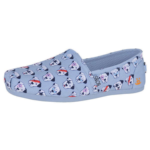 Skechers Bobs Plush - Pup Culture Slip-On