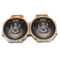 Mpowerd Luci Original 2 Pack Inflatable Solar Latern
