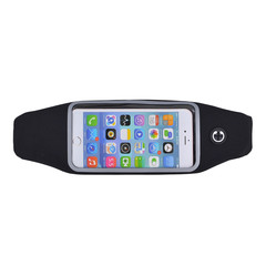 Fusion Apparel Smartphone Running Belt 5.5 In Front Window