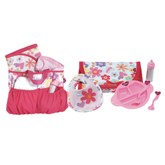 Adora Diaper Bag With Access/Feeding Diaper Bag/ Feeding Set