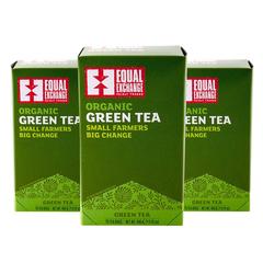 Equal Exchange Green Tea 20 Bags 3-Pack Green Tea