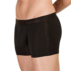 Obviously Primeman Boxer Brief 3 In Leg Boxer Brief