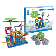 Playmonster Action-Stackers Big Builder Se Stackers