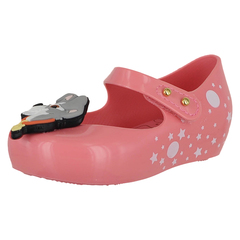 Mini Melissa Ultragirl Lady And The Tramp Velcro Strap