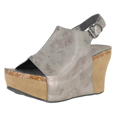 Pierre Dumas Hester-14 Wedge Sandals