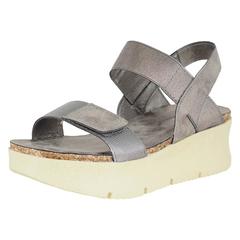 Pierre Dumas New-1 Wedge Sandals