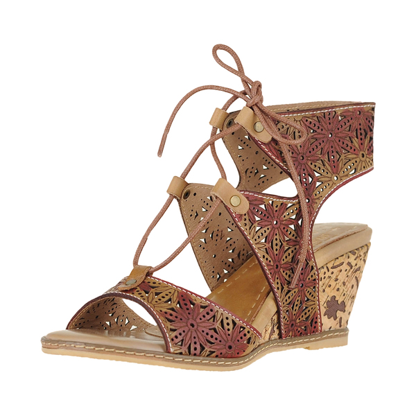 L Artiste By Spring Step Vanessa Toe Loop