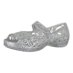 Crocs Isabella Glitter Flat Flats