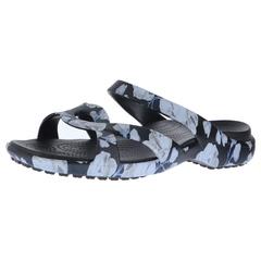 Crocs Meleen Twist Graphic Sandal Slide