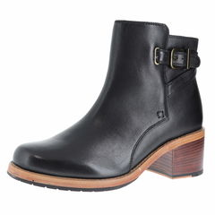 Clarks Clarkdale Jax Side Zipper