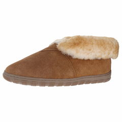 Cloud Nine Mens Booties Slip-On