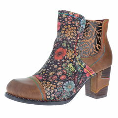 L Artiste By Spring Step Melvina High Ankle Boots