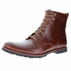 Timberland Kendrick Side Zip Boot Lace-Up Boots
