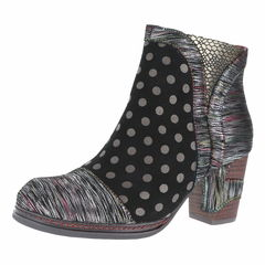 L Artiste By Spring Step Jolien High Ankle Boots