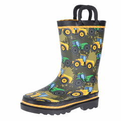 Western Chief Tractor Tough Rain Boots