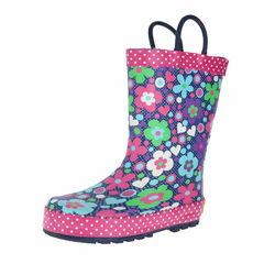 Western Chief Precious Petals Rain Boots