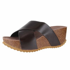 Pierre Dumas 22412 Wedge Sandals