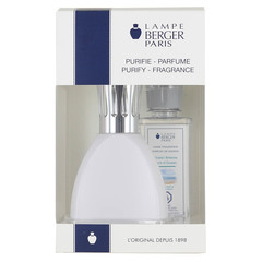 Lampe Berger Curve White Gift Set/180Ml Oce Fragrance Lamp