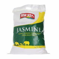 Iberia Jasmine Rice 18 Lb Jasmine