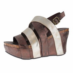 Pierre Dumas 22629 Wedge Sandals