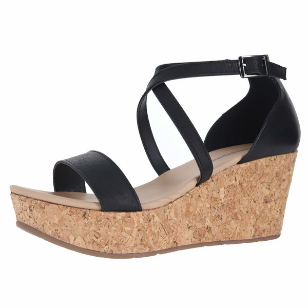 Pierre Dumas Natural-13 Wedge Sandals
