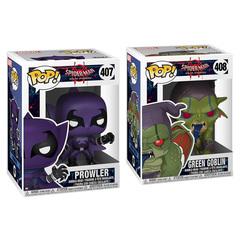 Funko Spider M Green Goblin/Prowler COLLECTIBLE FIGURE