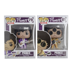 Funko Purple Rain/3Rd Eye Girl COLLECTIBLE FIGURE