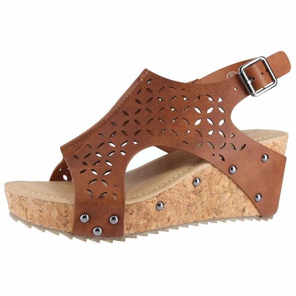 Pierre Dumas 22251 Wedge Sandals