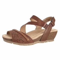 Earth Origins Kendra Karla Wedge Sandals