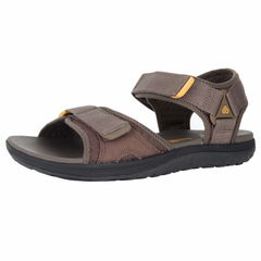 Clarks Step Beat Sun Ankle Hook And Loop Strap
