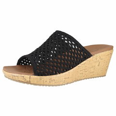 Skechers Beverlee - Golden Sky WEDGE SANDALS