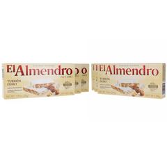El Almendro Almendro Turron Crunchy 6Pk Crunchy