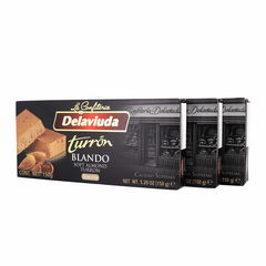 Delaviuda Soft Almond 3 Pack