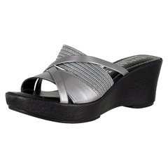 TUSCANY Lucette Wedge Sandals