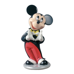Lladro Mickey Mouse Collectible Figure