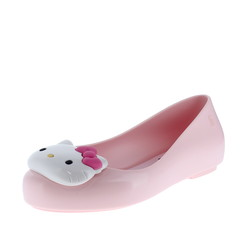 Mini Melissa Mel Space Love+hello Kitty Inf Flats