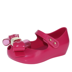 Mini Melissa Mini Ultragirl Sweet V Bb Peep Toe