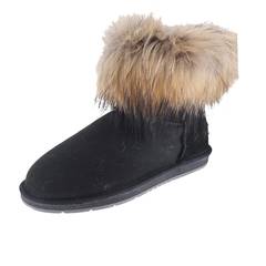 Rj's Fuzzies Ladies Rocco Boot Ankle Boot