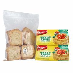 CONCHITA Toast Whole Wheat 5.64 Oz 2Pk 5.64 OZ