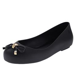 Mini Melissa Mel Sweet Love Iv In Flat Sandals