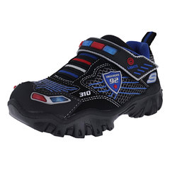 Skechers Damager Iii - Lil Patroller Hook-And-Loop